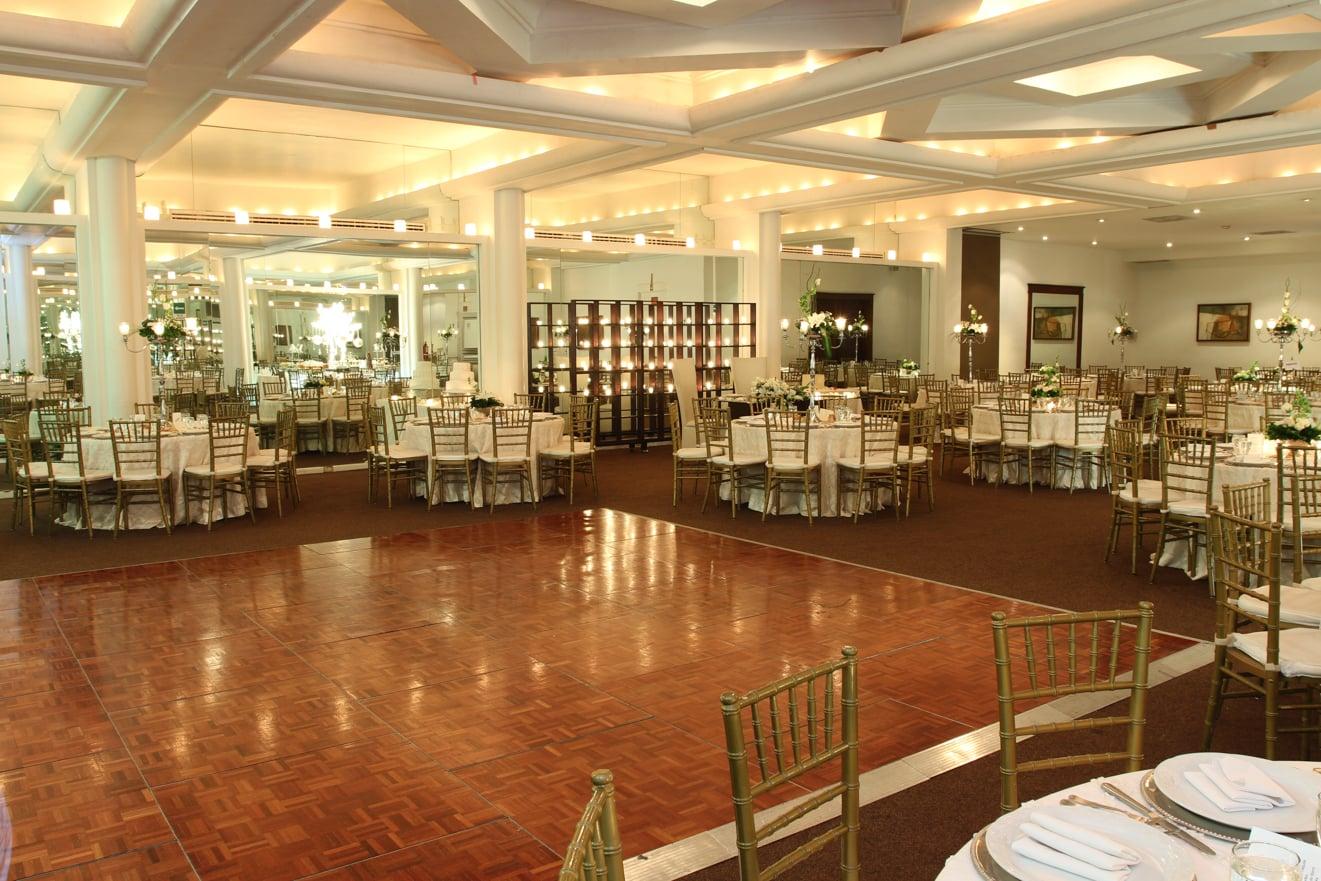 Sal n aqua residence eventos for Salon villa jardin